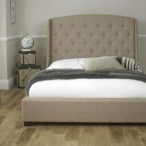 Robert Upholstered Bed Frame