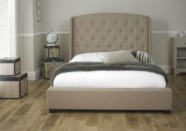 Robert Upholstered Bed Frame