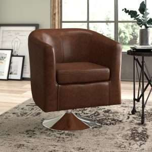 Sheryll Swivel Tub Chair