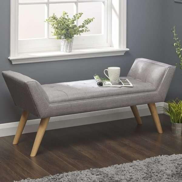 Slagelse Upholstered Bench