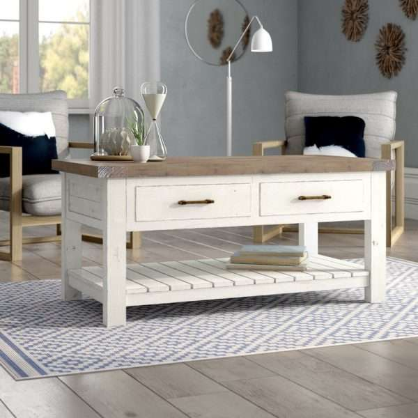 Sussex Shores Coffee Table with Storage