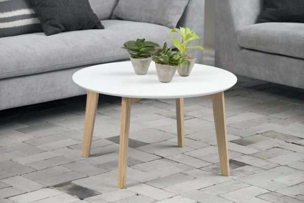 Swans Coffee Table