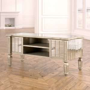 Classic Mirrored TV Unit