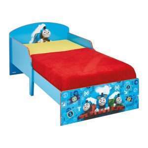 Thomast he Tank Engine Toddler Bed