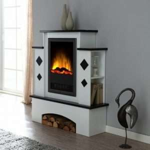 Toscana Electric Fireplace