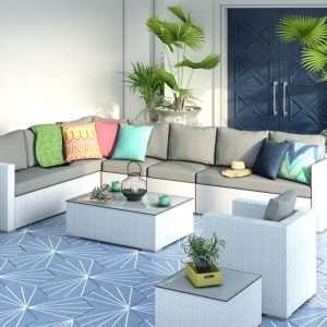 Ventura Rattan Sofa Set