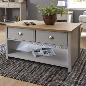 Waples Coffee Table with Storage