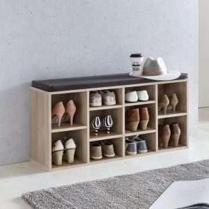Wilford Shoe Storage Bench