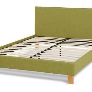 Basic Upholstered Bed Frame