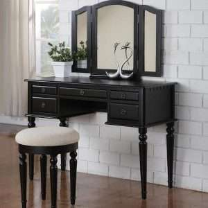 Black Dressing Tables