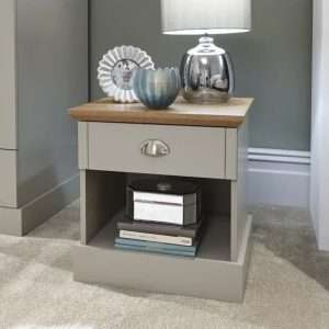 Chapin 1 Drawer Bedside Table