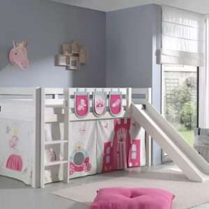 Escalera Mid Sleeper Bed