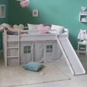 Melanie Mid Sleeper Bed