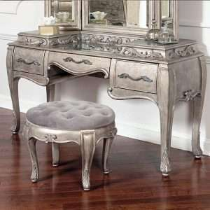 Silver Dressing Tables