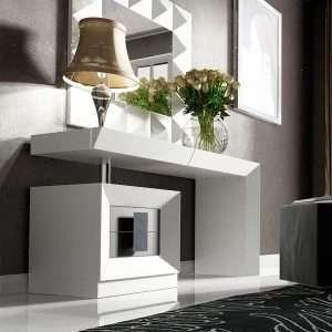 White Gloss Dressing Tables